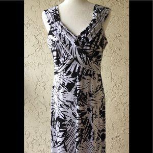 Tropical 🏝 Print Dress